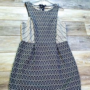 Ann Taylor printed dress